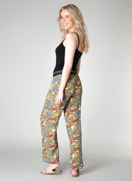 Zomerbroek dames Kyla - Yest kleding 1