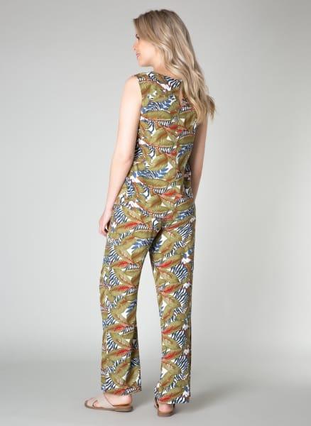 Dames top met print Kenzie - Yest kleding 1
