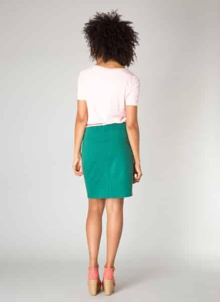 Skirt Katharina green - Yest online 1