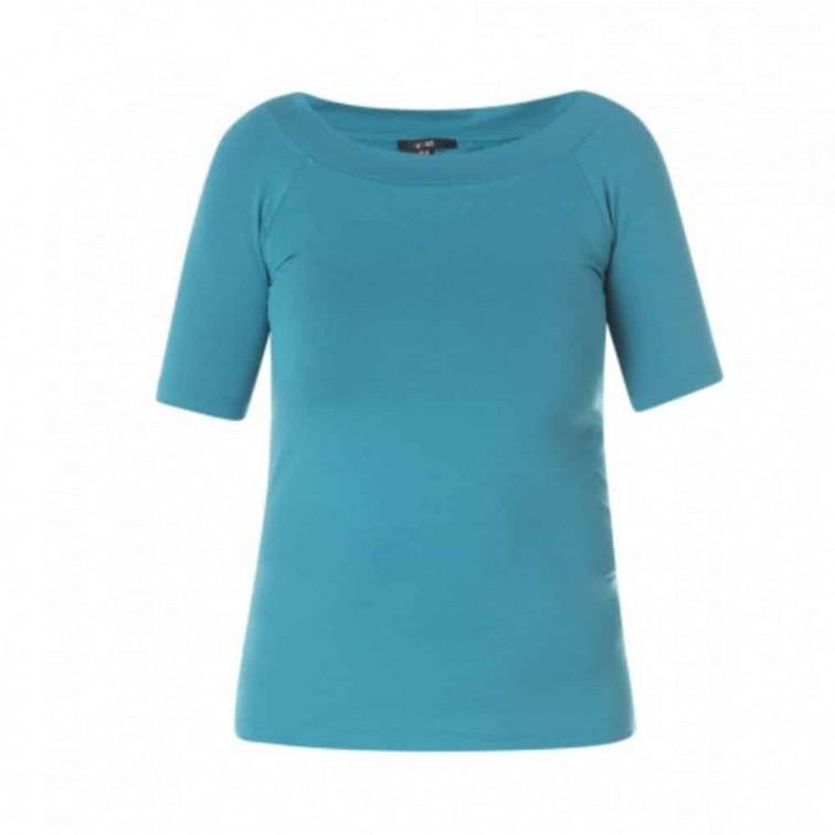 groen damesshirt