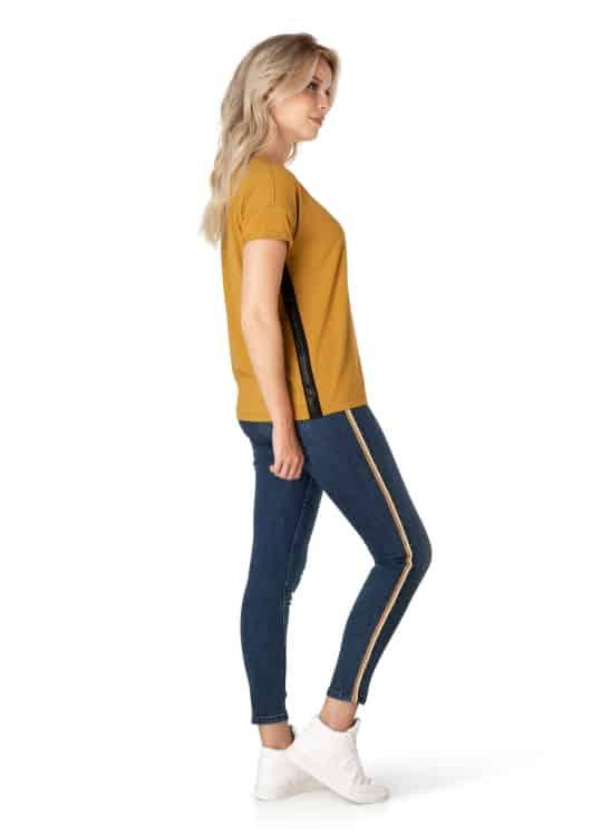Geel shirt dames - Yest 2