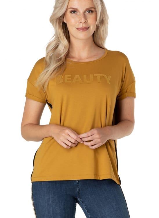 Geel shirt dames - Yest 1