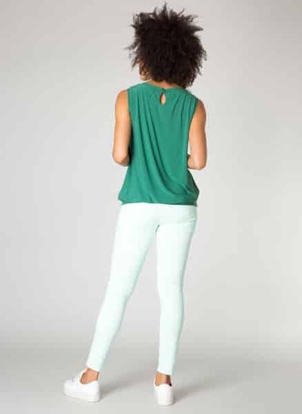 Groene dames top Yalis- Yest 1