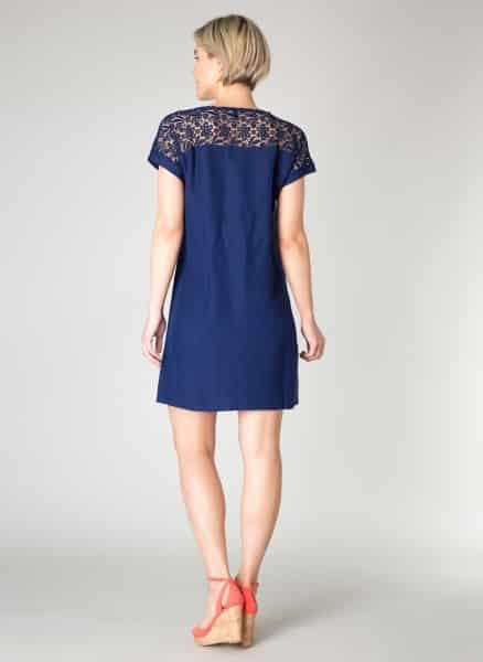 Linnen jurk Kyana - Yest Collectie 1