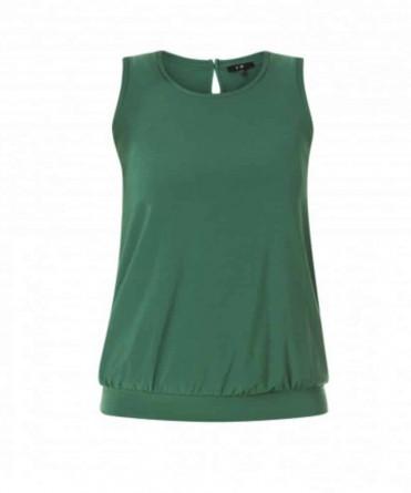groene dames top