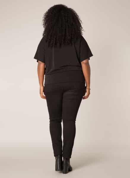 Glitter top dames - Ivy Bella Plus size kleding 2