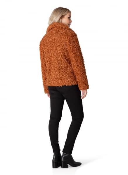Teddy jas - Yest kleding 2