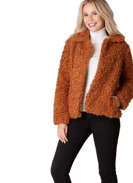 Teddy jas - Yest kleding 1