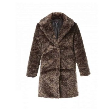 dames winterjas teddy