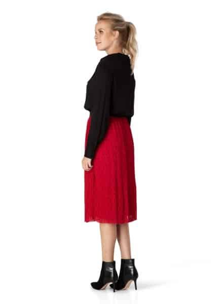 Plisse rok - Yest kleding 2