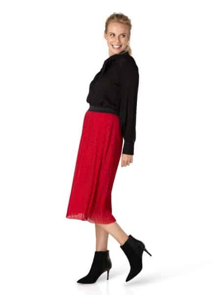 Plisse rok - Yest kleding 1