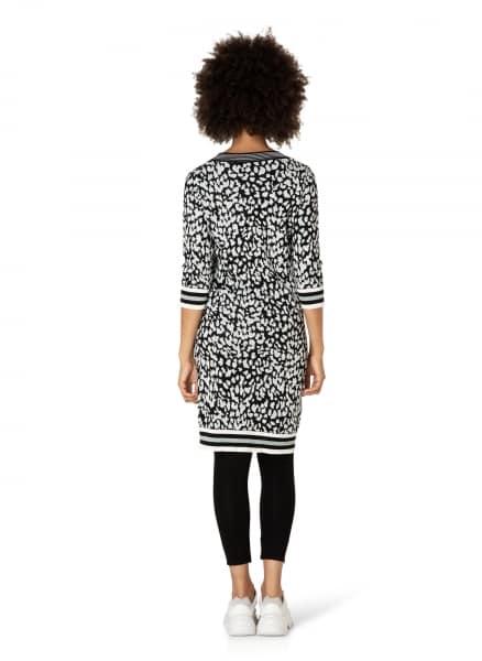 Zwart wit jurkje - Yest 2