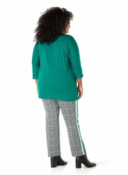 groen dames shirt