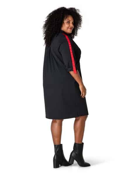 Travel jurk- Plus size kleding By Bella 2