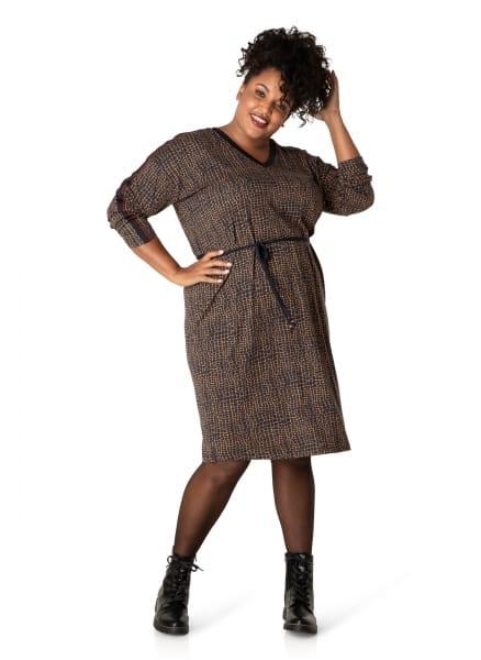 plus size jurken