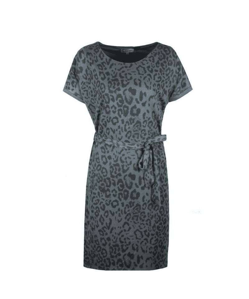 jurkje luipaard print