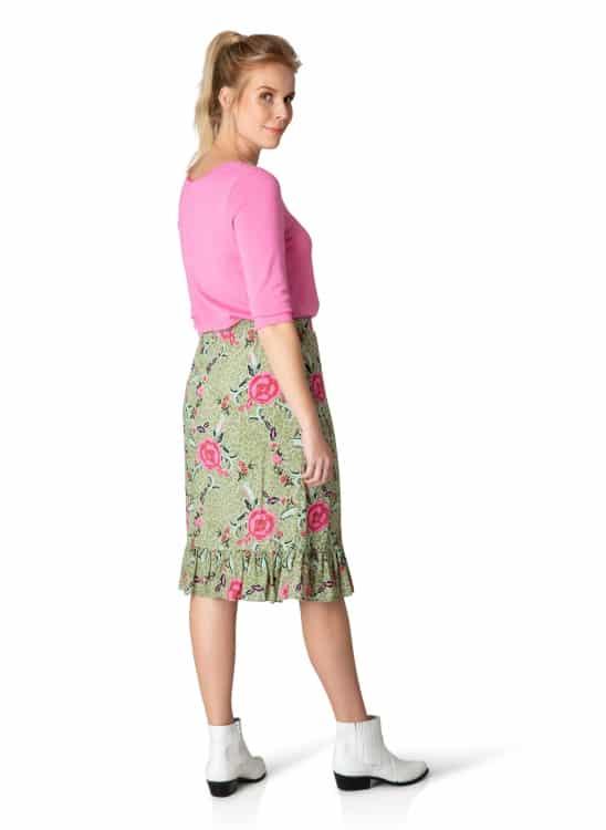 Roze dames trui - Yest 1