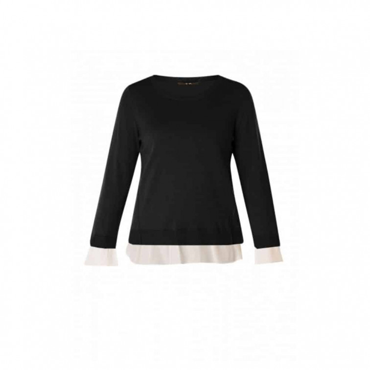 zwarte trui dames