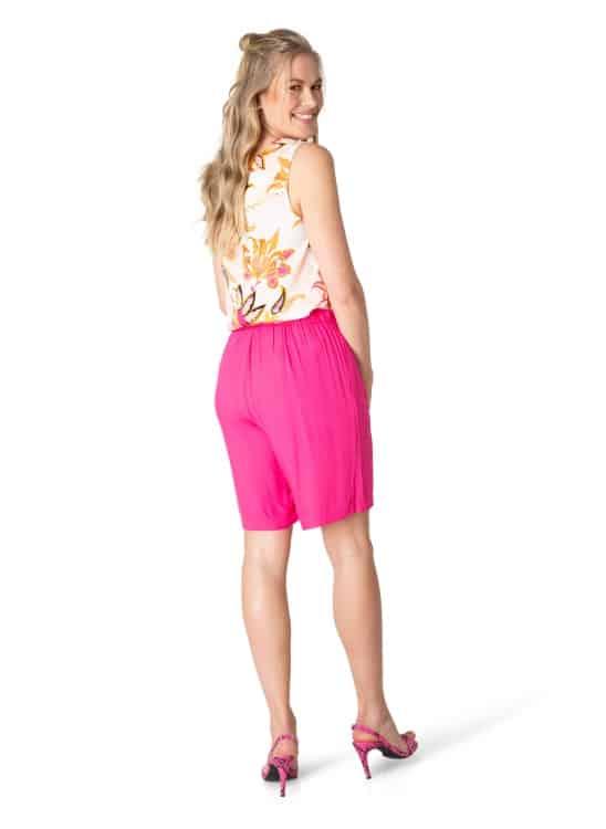 Roze korte broek - Yest 2