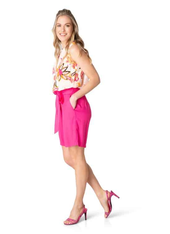 Roze korte broek - Yest 1