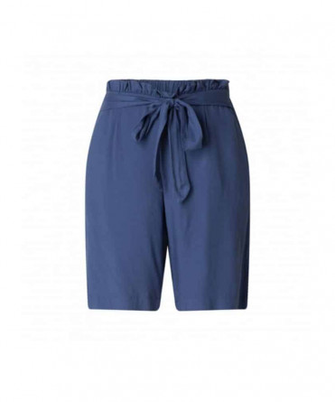 blauwe korte broek dames