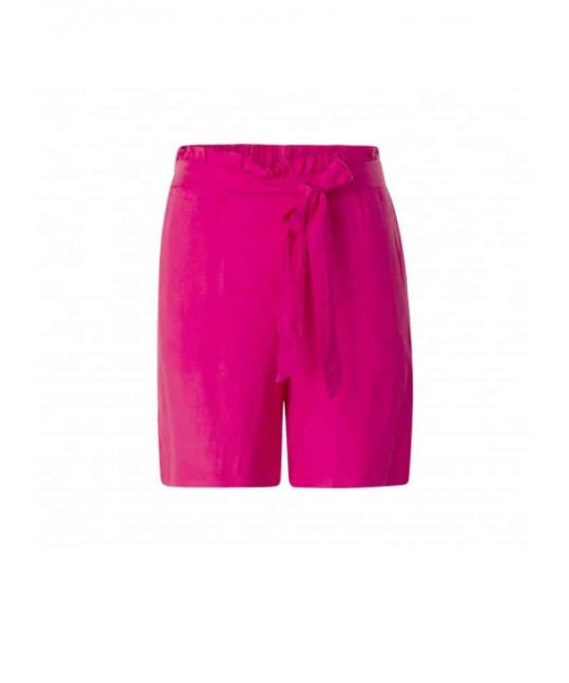 roze korte broek