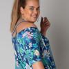 zomerse jurk met print