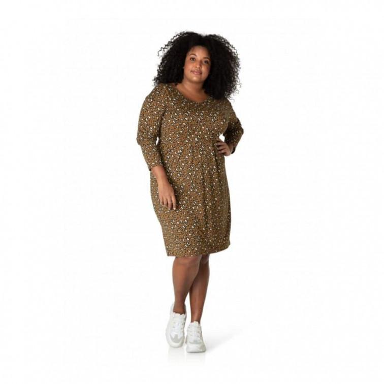 Jersey jurk - By Bella 2