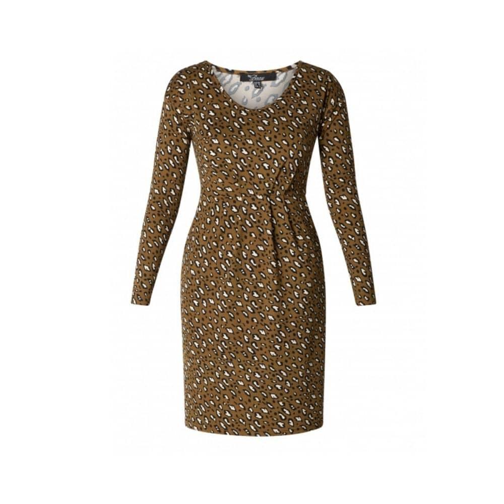 jersey jurk