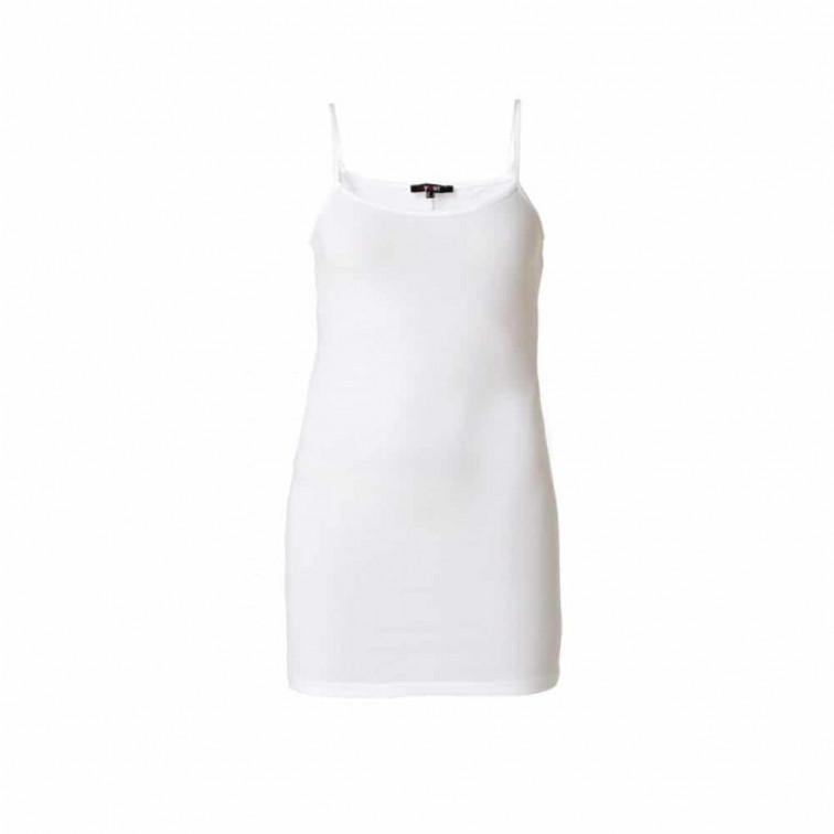 witte dames top