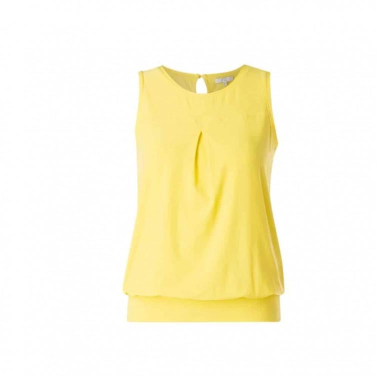 gele dames top