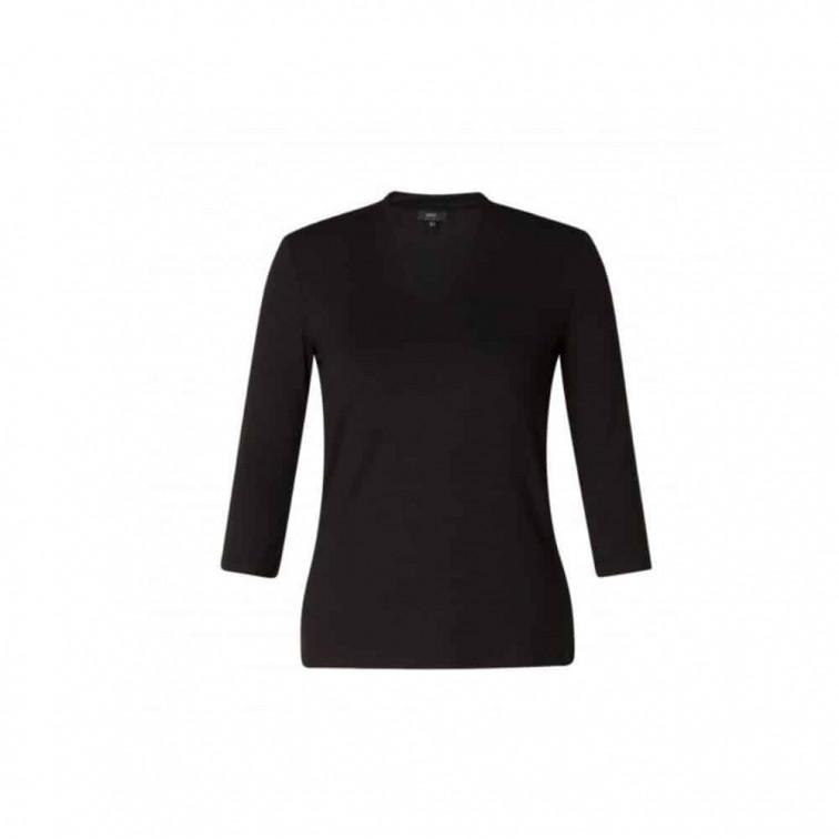 zwart shirt dames
