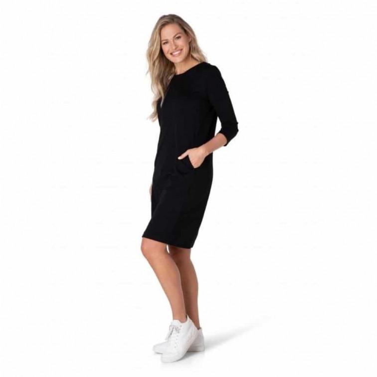 Zwarte jurk-Yest 2