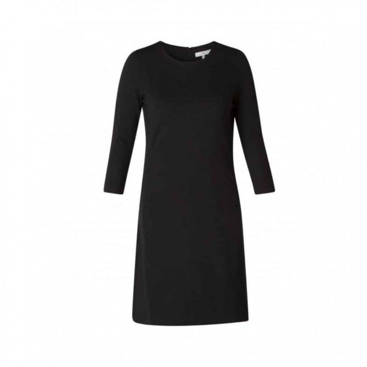 Zwarte jurk-Yest 1