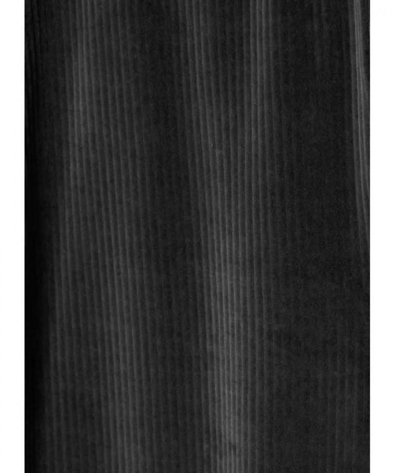 flaired broek zwart