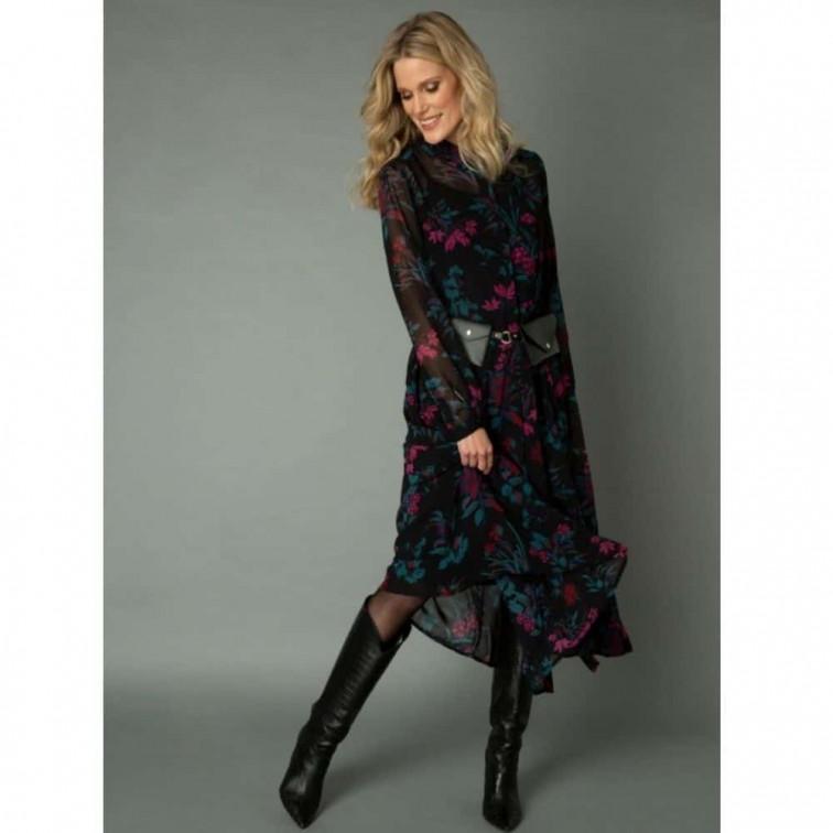Zwarte jurk - Yest 1
