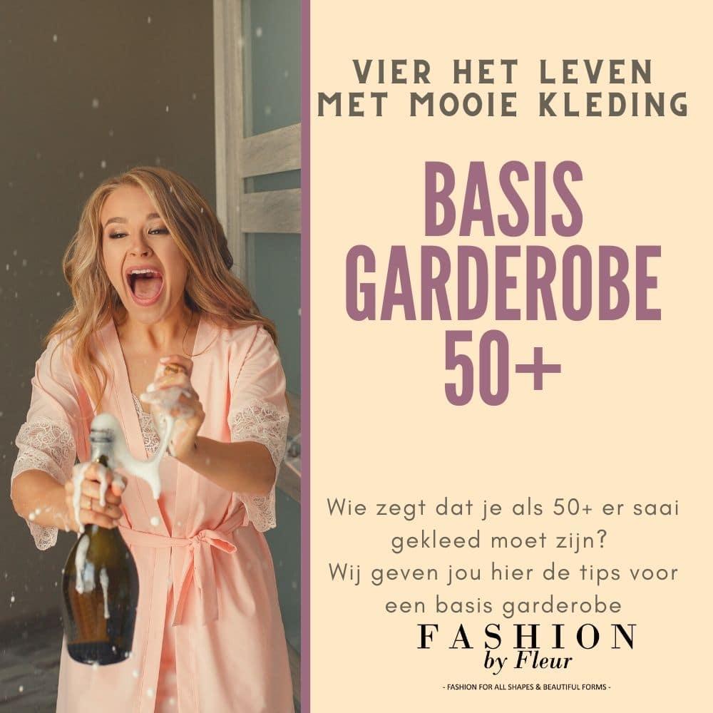 dameskleding 50 plussers