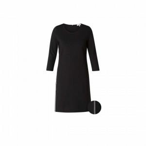 basic zwart jurkje