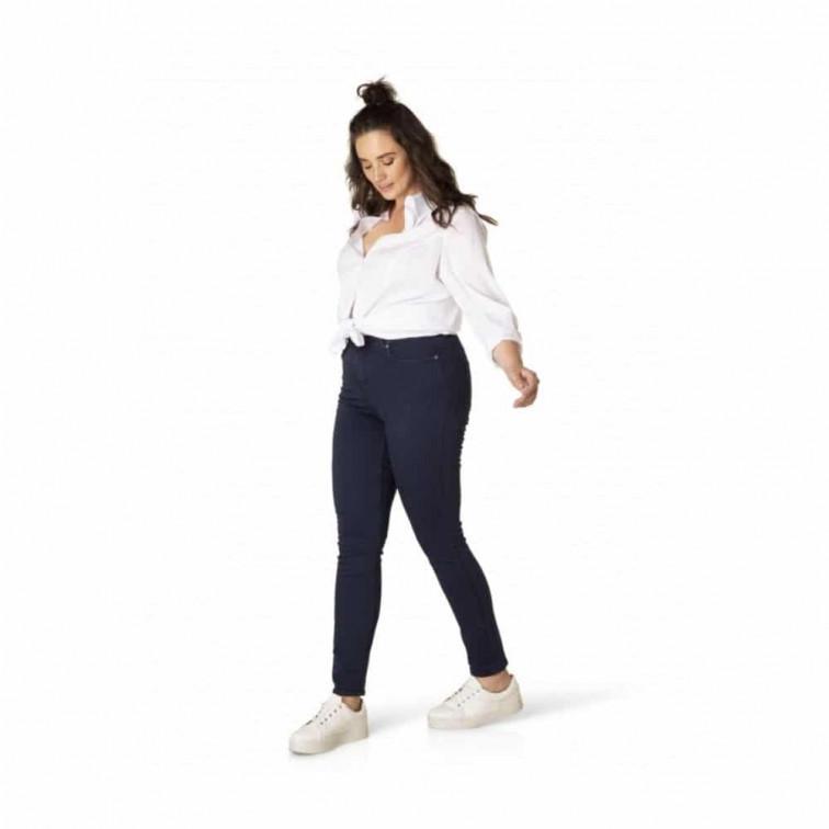skinny jeans grote maten dames
