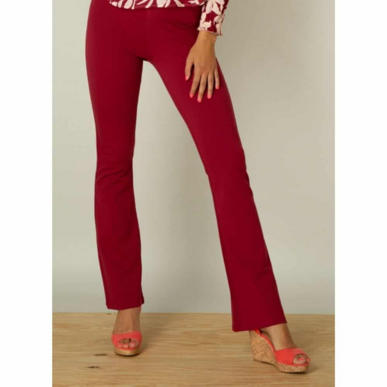 rode flair broek
