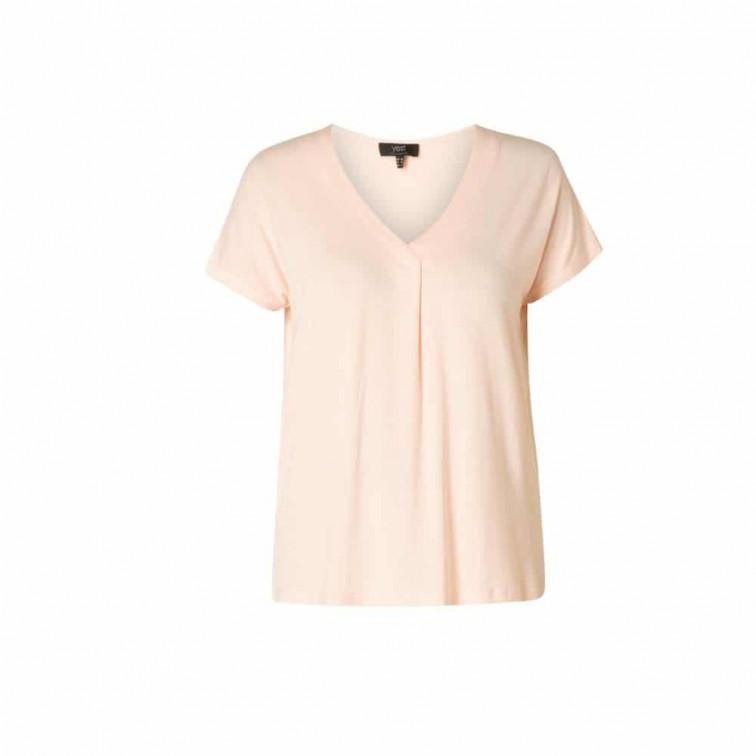 v hals shirt dames