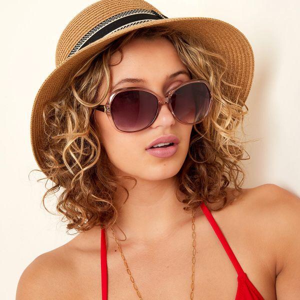 grote zonnebril dames