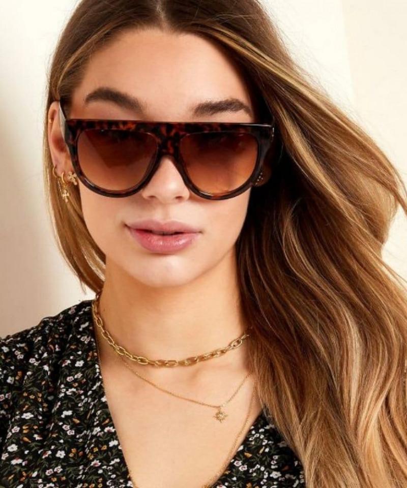 trendy zonnebril dames