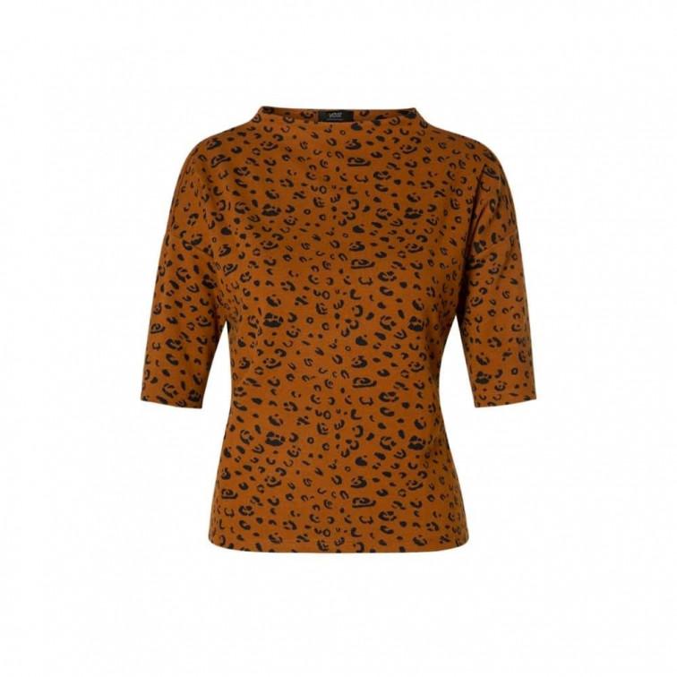 dierenprint shirt dames