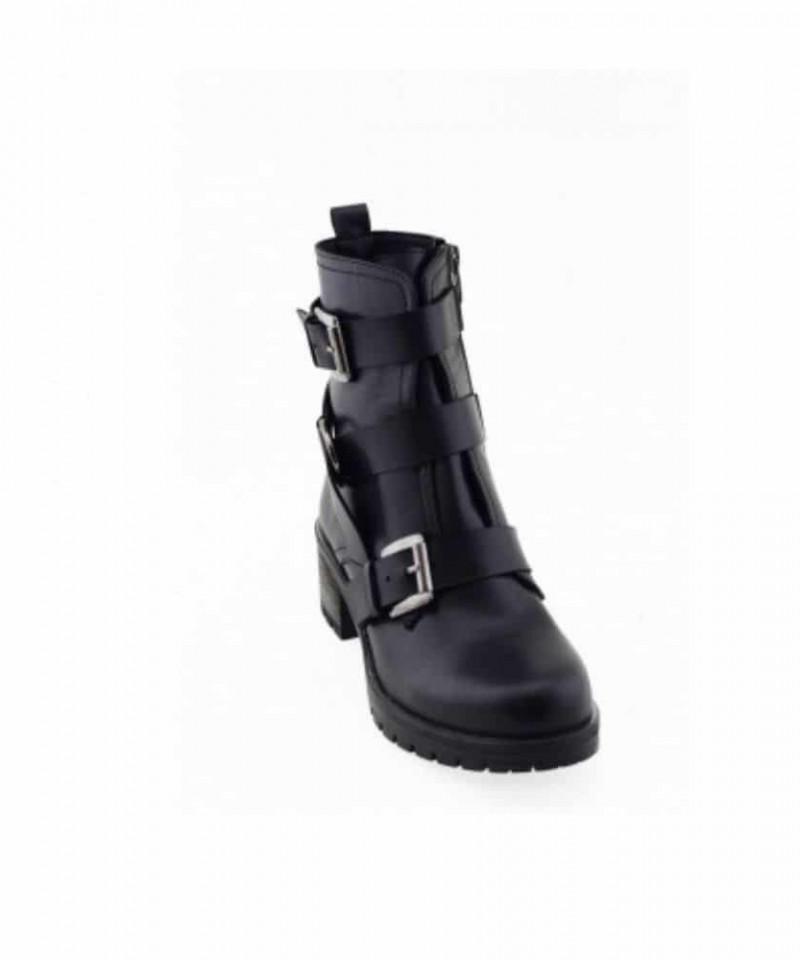 zwarte dames boots
