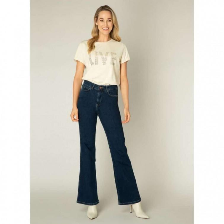 Flared spijkerbroek - Ivy Beau 4