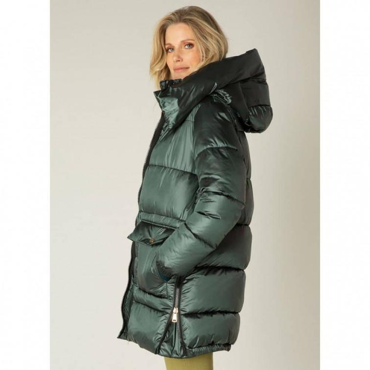 Gewatteerde jas dames - Yest 3