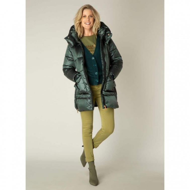 Gewatteerde jas dames - Yest 1