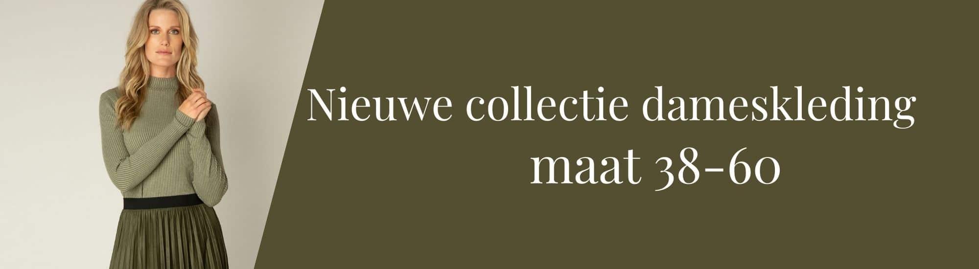 nieuw collectie dameskleding